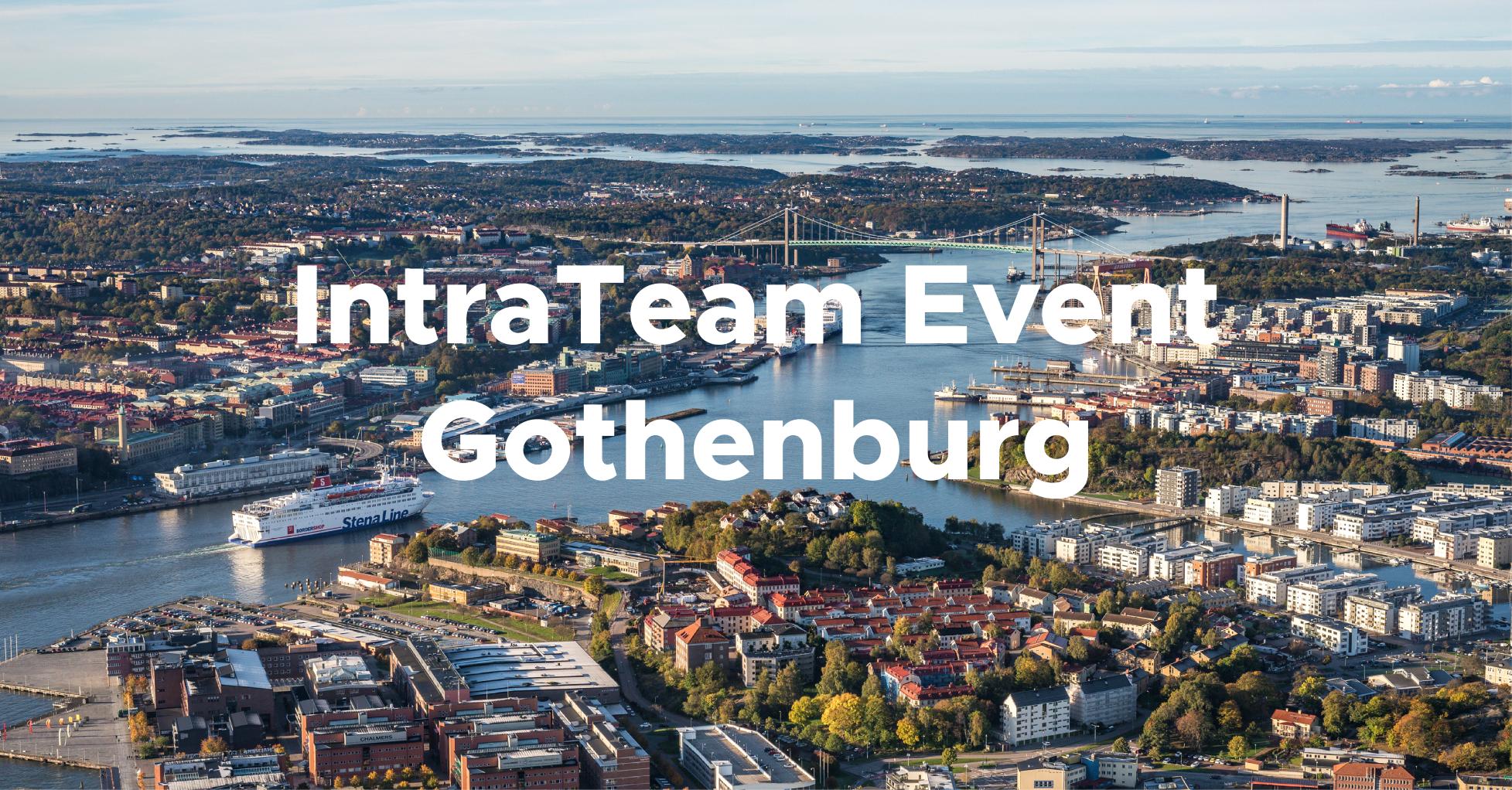 IntraTeam Event Gothenburg